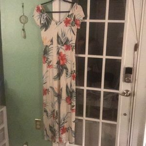 Tommy Bahama long summer floral dress